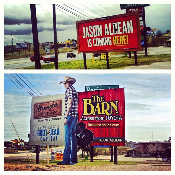 Jason Aldean TEASER_ANSWER Billboard