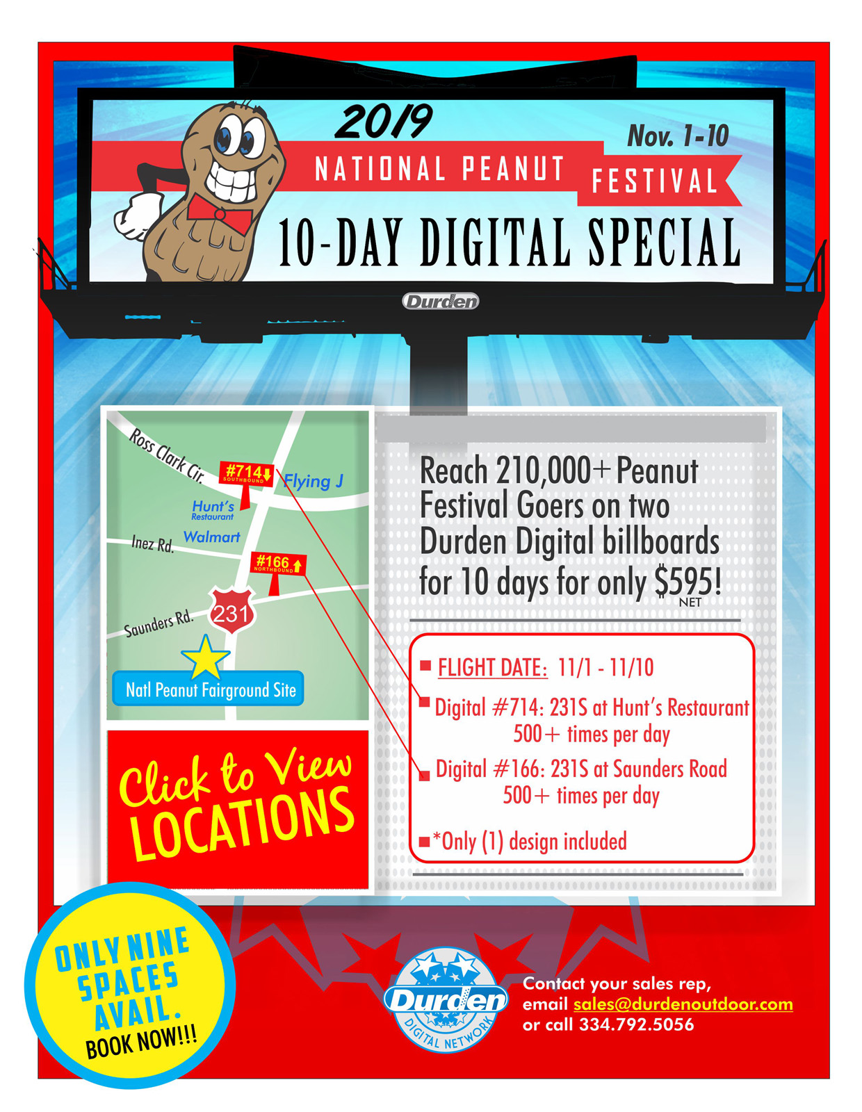National Peanut Festival 10-Day Digital Special
