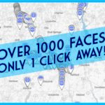 Over 1000 Faces. Only 1 Click Away!
